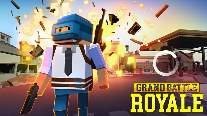Grand Battle Royale: Pixel FPS for PC