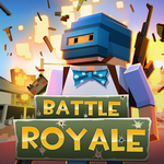 Grand Battle Royale: Pixel FPS logo